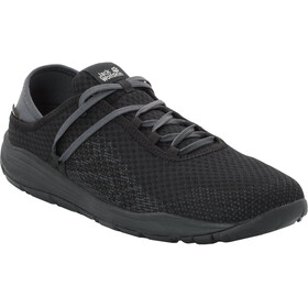 Jack Wolfskin Seven Wonders Packer Low Shoes Herren black